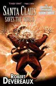 Santa Claus Saves The World Cover